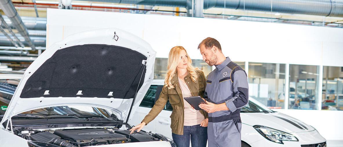 Opel Hivatalos Márkaszerviz