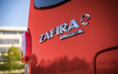 Új Opel Zafira-e Life: emissziómentes utazás, ötcsillagos színvonalon