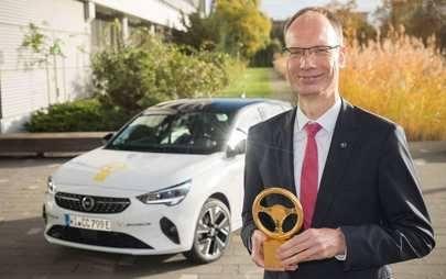 """Felvillanyozó győztes: az új Opel Corsa-e az """"Arany kormánykerék 2020"""" nyertese"""